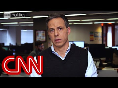 Jake Tapper fact-checks Trump on African-American unemployment