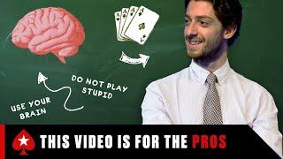 AMAZING 200 IQ POKER COMPILATION ♠️ PokerStars