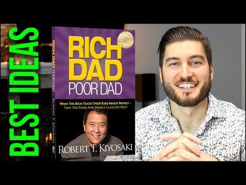 Rich Dad Poor Dad Summary 2018