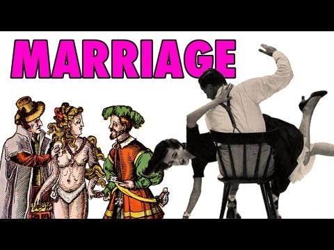 Two-Minute History of Marriage