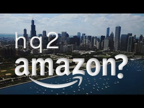 Economic drivers for amazon HQ2 site selection