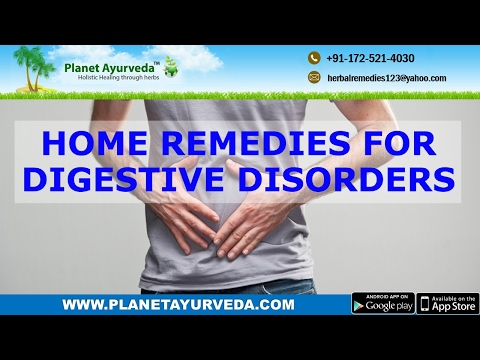 Home Remedies for Digestive Disorders | Natural Treatments