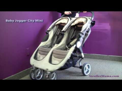 Baby Jogger City Mini at StrollerMama.com