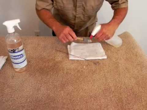 How To Remove Gum From Carpet Like A Professional.