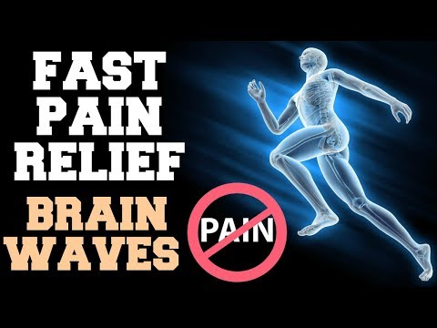 **INSTANT PAIN RELIEF** BRAINWAVES :  EXTREMELY  POWERFUL : 100 % RESULTS