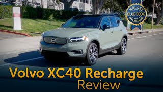 2021 Volvo XC40 Recharge | Review & Road Test