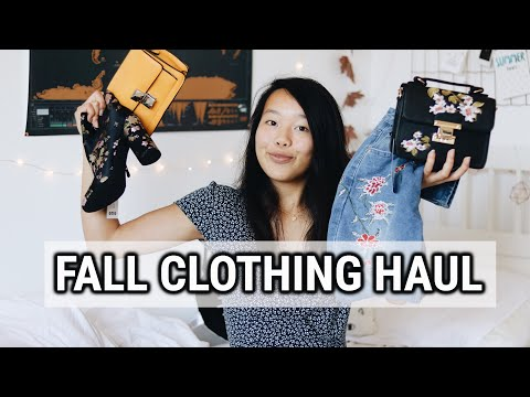 FALL TRY ON HAUL! Is Boohoo a SCAM?! | Autumn Clothing 2017