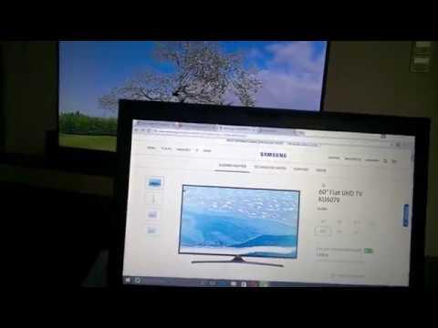 Samsung KU 6079 4k HDR : Update Tutorial und Info [ Deutsch ] [ Samsung TV ]