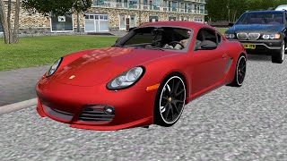 city car driving 2.2.7 porsche turbo s İncelemesi 243 km/h | music