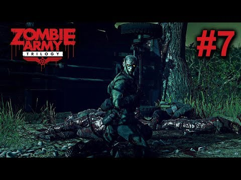 Zombie Army Trilogy (co-op) - Episode 2: Gateway to Hell