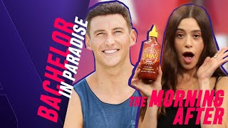 'Bachelor In Paradise's' 'Hot Sauce' Jane Defends Blake: He Can't Catch A Break!