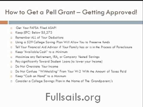 Pell Grant Requirements - A Comprehensive Review to get you Approved the First Time