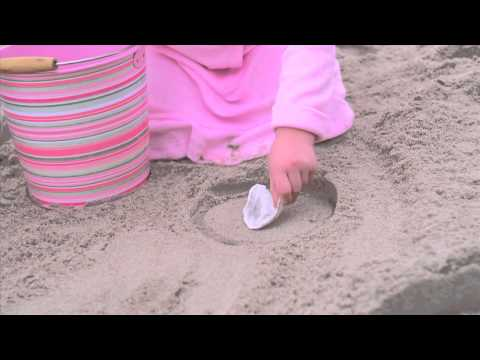 How to Create Plaster Sand Casts | Pottery Barn Kids