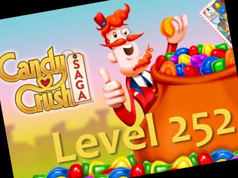 Candy Crush Saga Level 252 - NEW RECORD!! - 51,143,140