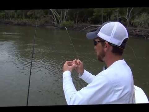 Capt Jimmy Skinner Cutbait Redfish