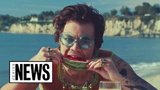 "Harry Styles' ""Watermelon Sugar"" Explained | Genius News"