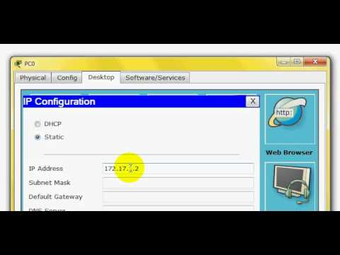 How to configure TELNET - Packet Tracer