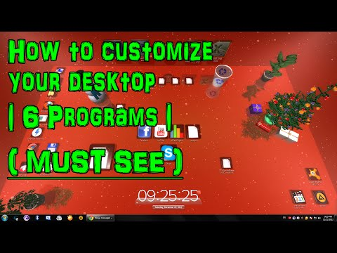 How to customize your desktop   6 Programs   Windows 7 Themes [+ Download links] [#20]