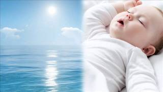 Relaxing Sound of Ocean Waves Crashing (10Hrs) WHITE NOISE, Sleep