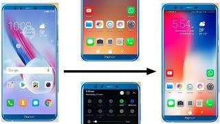 SUB/EMUI] iOS EMUI 8 x/5 x Theme for Huawei and honor phones ft