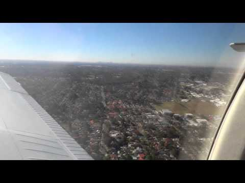 Flight from Sydney to Cooma - Best Moments