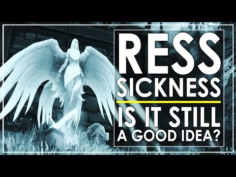 World of Warcraft - The Ress Sickness Debuff is Outdated. Let's Replace It.