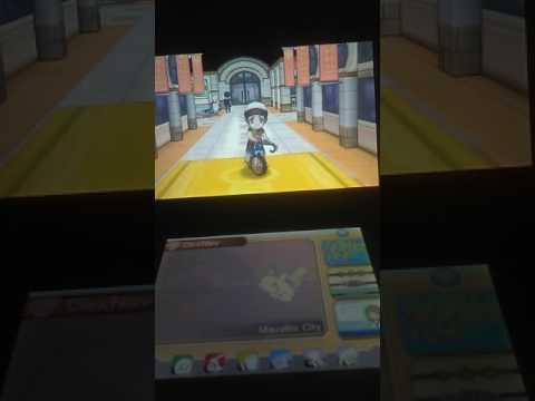 New profile Pokemon omega ruby