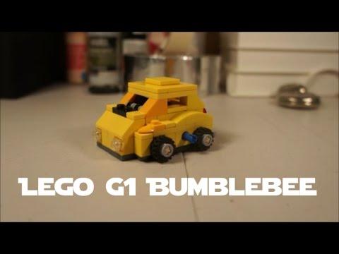Lego G1 Bumblebee