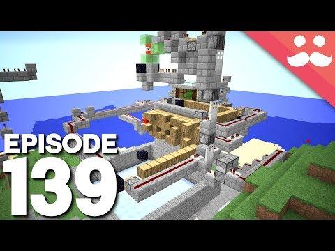 Hermitcraft 5: Episode 139 - TNT TREE FARM!