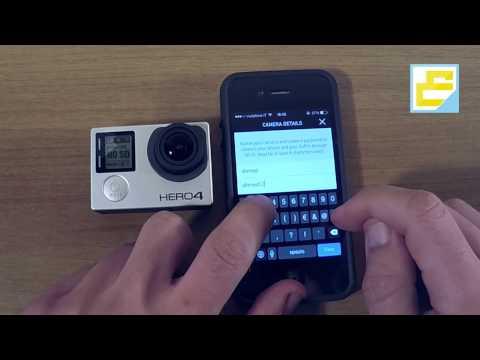 How to Change Wifi Name/Password GoPro Hero4 |AR  #3 | كيف تغيير الاسم والباسورد  ويفي قو برو هيرو 4