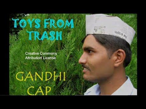 Gandhi Cap | Nepali