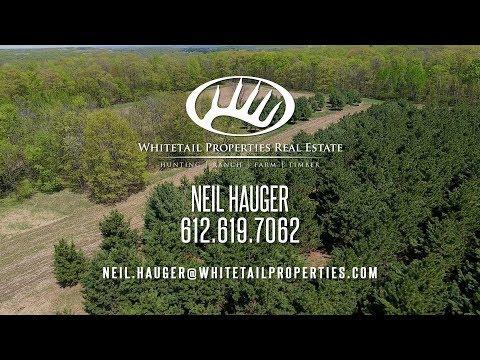 Turn-Key Hunting Property In Northwest Wisconsin - Polk Co WI 273 acres