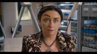 Just Go With It funny eyebrow scene