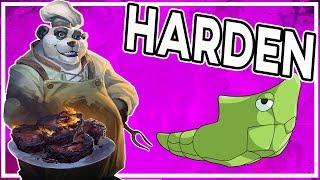 Warrior Used Harden - It
