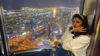 Walking Underwater In Dubai | Dubai Vlog With Musafir Aka Joshi | Dubai Atlantis Hotel Review
