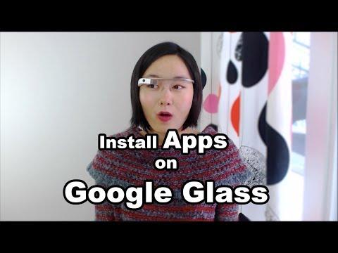 Install Apps on Google Glass - Tutorial