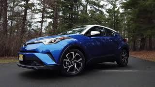 Toyota C Hr 2018 Full Review