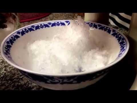 How to make super easy snow cones!!