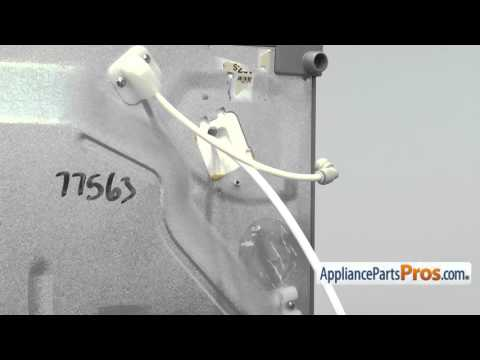 Refrigerator Water Line (part #5210JA3004U) - How To Replace