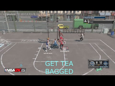NBA 2k15 - The Dunk is to Real