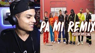 [Reaccion] Dalex - Pa Mi (Remix) ft. Sech, Rafa Pabön, Cazzu,Feid,Khea,Lenny Tavárez (Video Oficial)