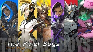 The Pixel Boys (king