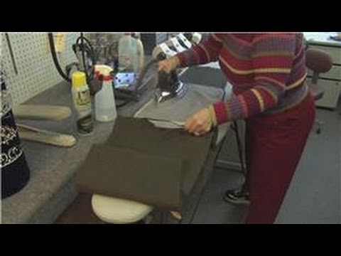 Ironing Tips : How to Iron Wool Pants