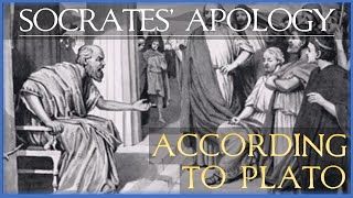 The Apology of Socrates - (According to Plato) - Audiobook