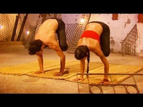 Yoga to build Stamina