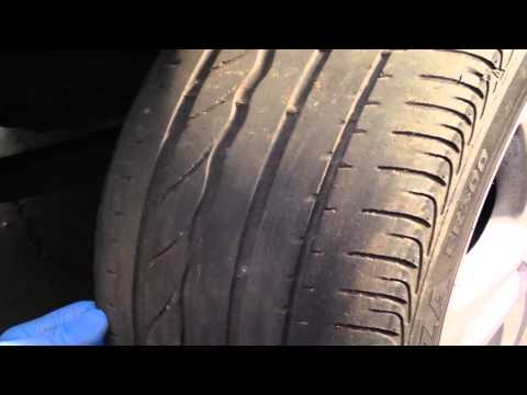 How to check a tyre's tread - M&BM Motors