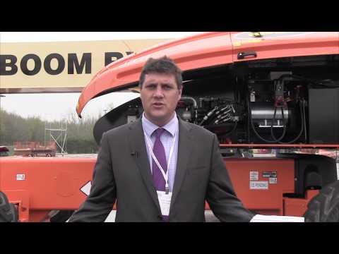 Riwal Presents 38m Electric Boom