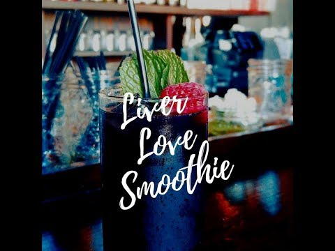 New Year's Tips To Love Your Liver + Smoothie Recipe