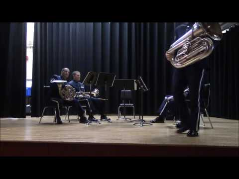 2016 Air Force Band Plays DCES