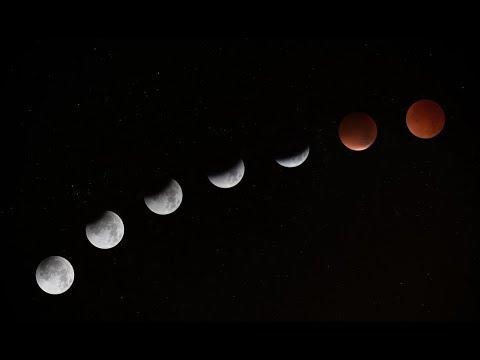 Live Streaming lunar eclipse Super Blue Blood Moon 31 January 2018